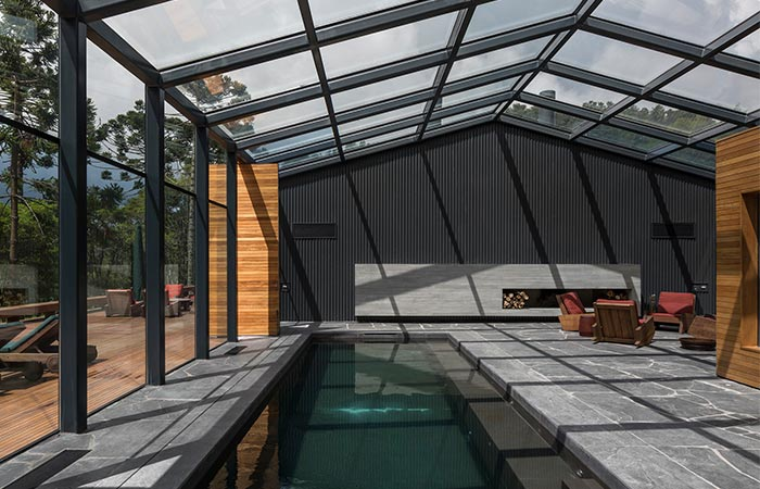 Mororo House Swimming Pool