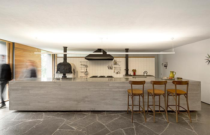 Mororo House Kitchen