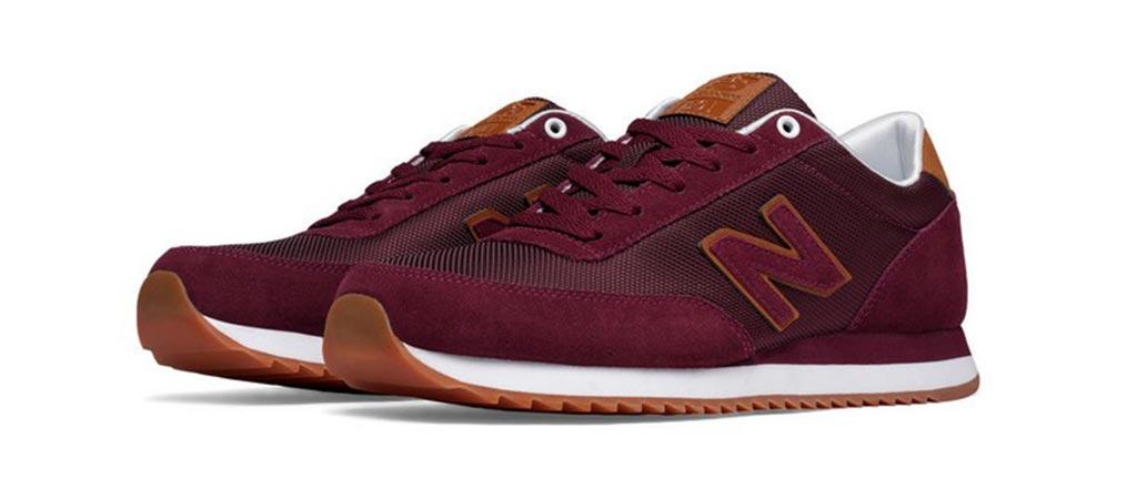 New Balance MZ501 Ripple Sole Classic Sneaker