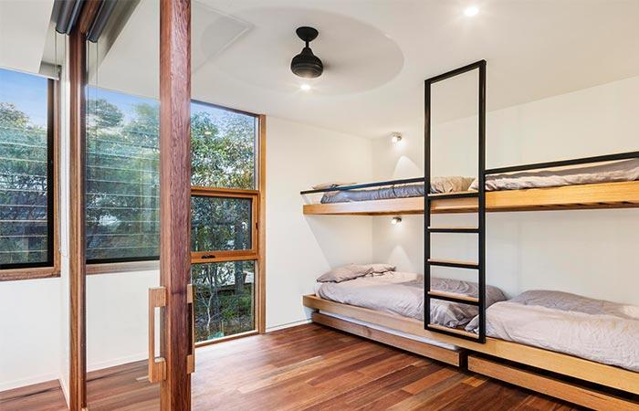 Bedroom In Light House
