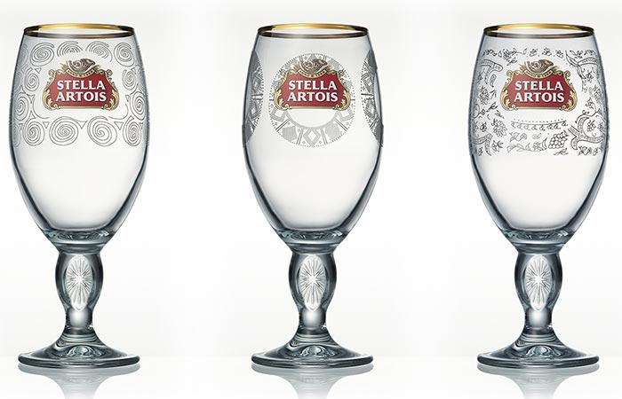 Three Chalices From Stella Artois Buy A Lady A Drink Limited Edition Chalice