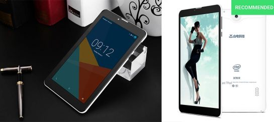 Teclast X70 R | An Affordable 3G Phablet