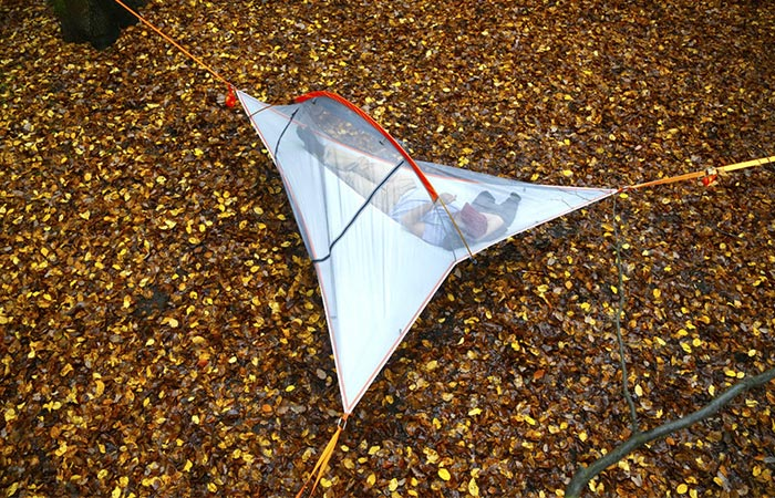 Top view of Tentsile Flite