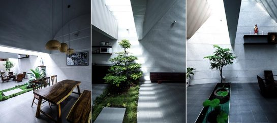 The Longcave | House In Vietnam By 23o5 Studio