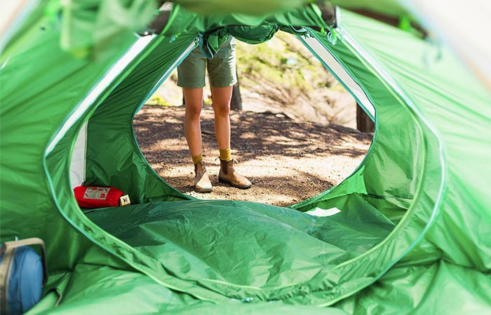 Putting Together Sierra Shack Tents