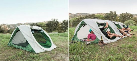 The Sierra Shack Tent | By Alite Designs