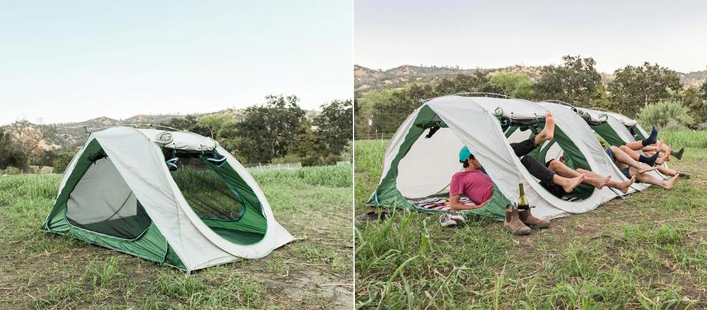The Sierra Shack Tent | By Alite Designs & The Sierra Shack Tent | By Alite Designs | Jebiga Design u0026 Lifestyle
