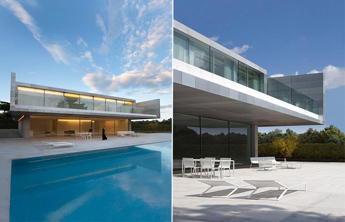 Aluminum House Swimming Pool