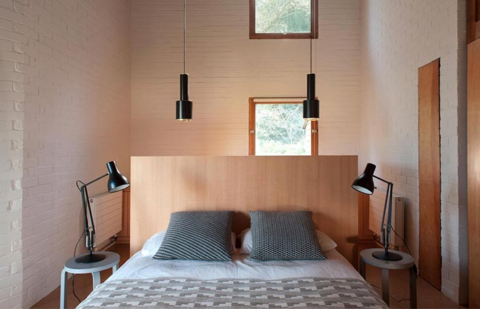 Ansty Plum House Bedroom