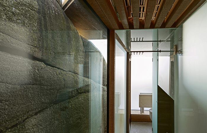 Inside Cabin Knapphullet