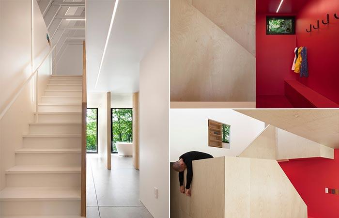 Fahouse Hallways