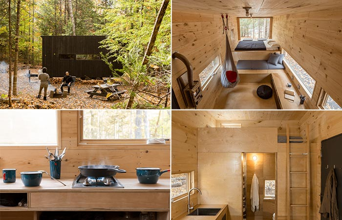 Do It Yourself Home Design: Getaway Tiny Cabins For Rent