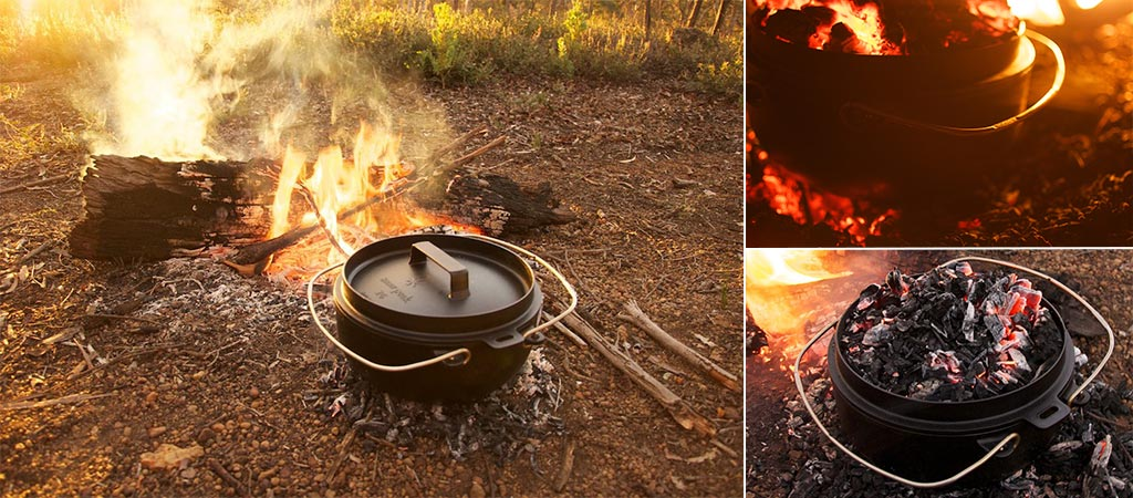 Japanese Iron Oven | By Snow Peak