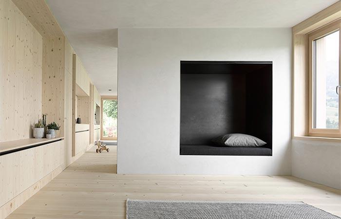 Julia & Bjorn House Living Area