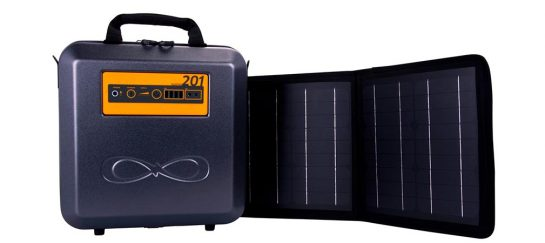 Kalipak | A Compact And Portable Solar Generator