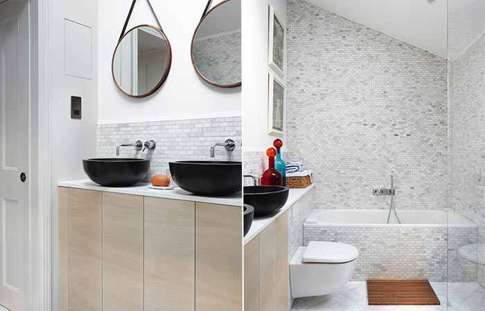 Lambeth Marsh House Bathroom