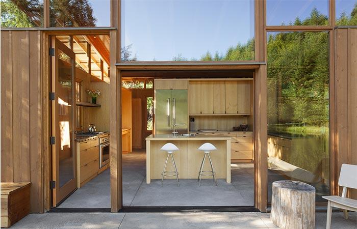Newberg House Kitchen