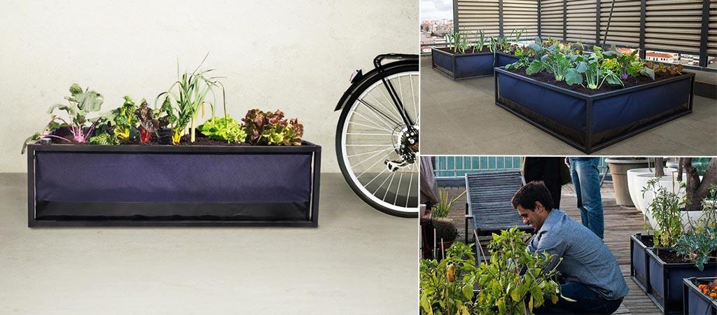 Noocity Growbed   Urban Gardening System