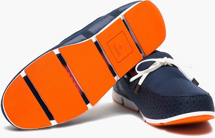 SWIMS breeze in Navy and Orange