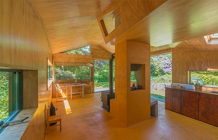 Thoreau Cabin By Cc Studio