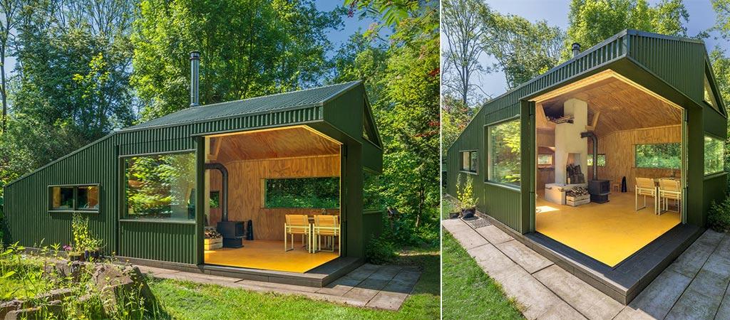 Thoreau Cabin   By CC-Studio