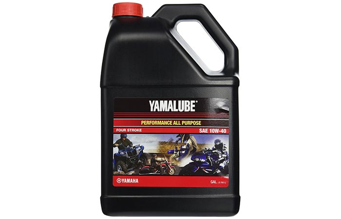 Yamalube All Purpose 4-Stroke Motorcycle Oil