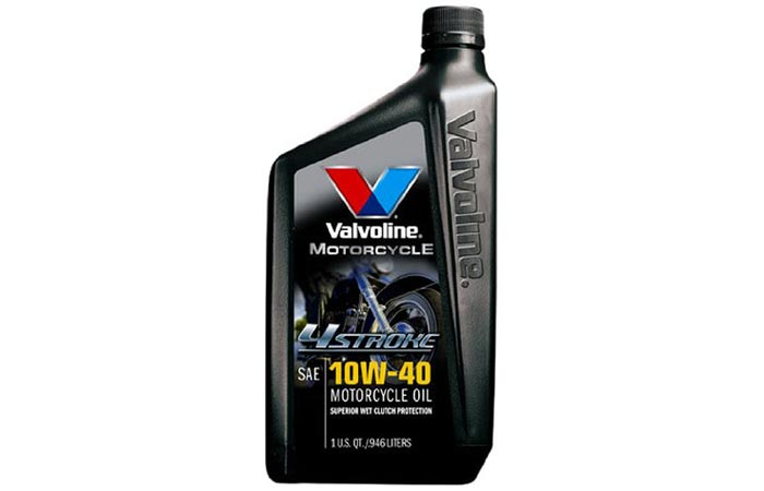 Valvoline Synthetic Motorcycle Oil