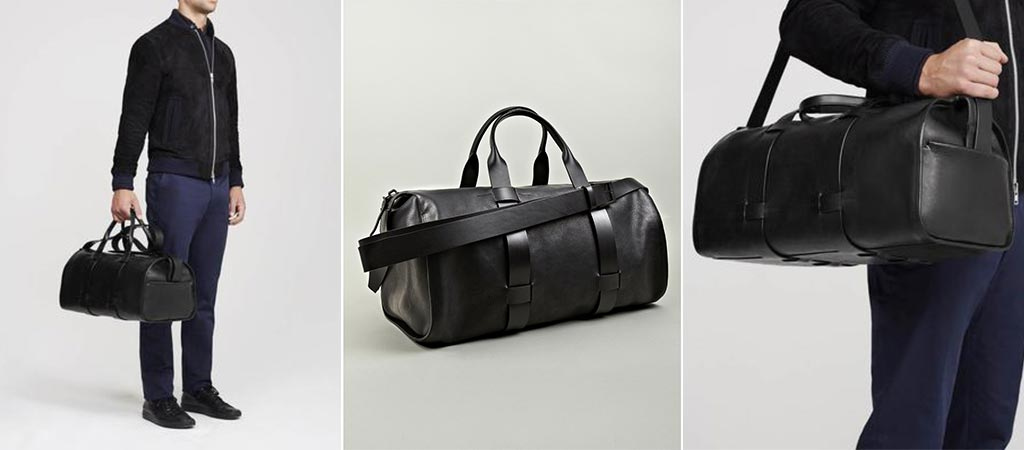 4006118fcf44 Troubadour Day Bag