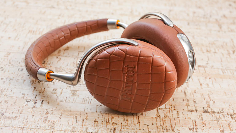 Brown Parrot Zik 3.0
