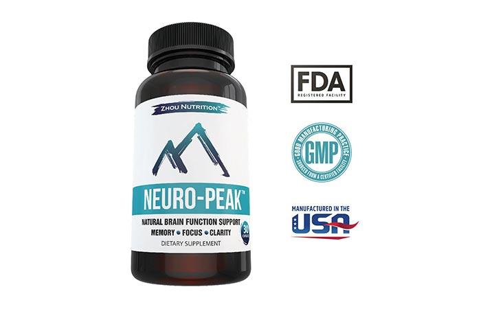 Neuro-Peak nootropic