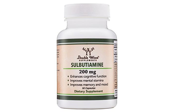 Double Wood Sulbutiamine