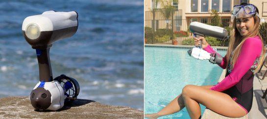 Bixpy Swim Jet | A Handheld Aqua Booster