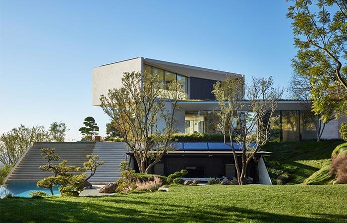 Michael Bay's LA Home