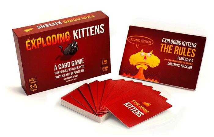 Exploding Kittens Regular