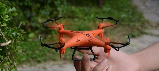 GPTOYS F51C RC Quadcopter | A Waterproof Drone