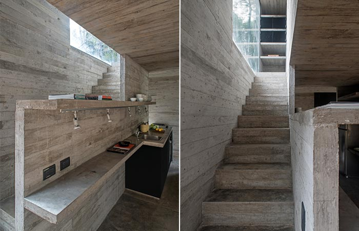 H3 House Staircase