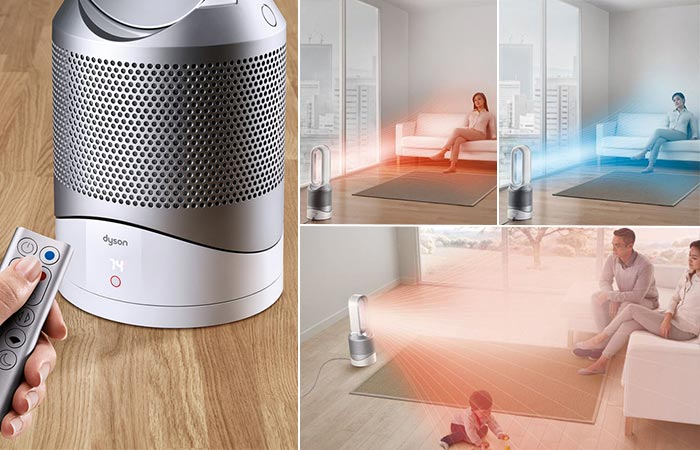 Features Of Dyson Pure Hot+Cool Link