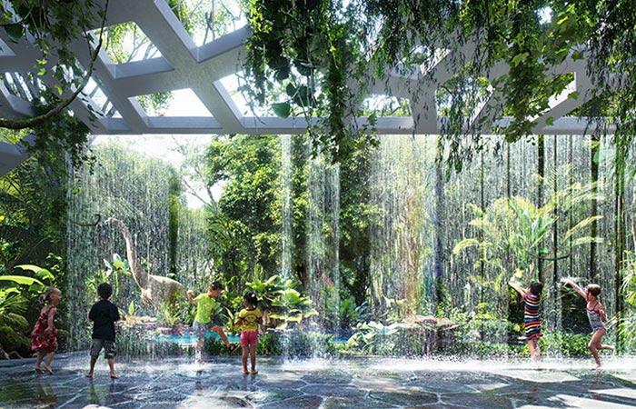 Rosemont Hotel & Residences Rainforest