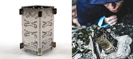 Readyman Mini Pocket Survival Stove