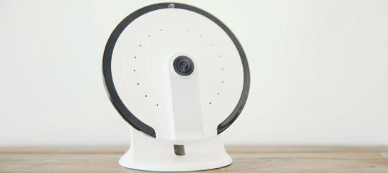 Smanos | UFO-Shaped Smart Home Security Camera