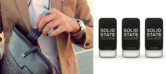 Solid State | Premium Cologne Collection For Men