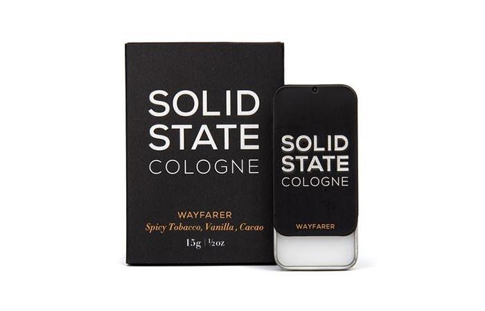 Solid State Wayfarer