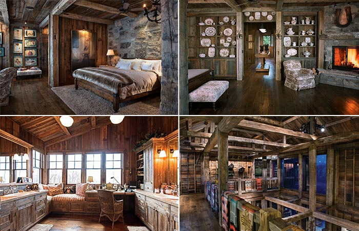 Sunset Ranch Rooms