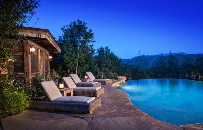 Sunset Ranch Pool