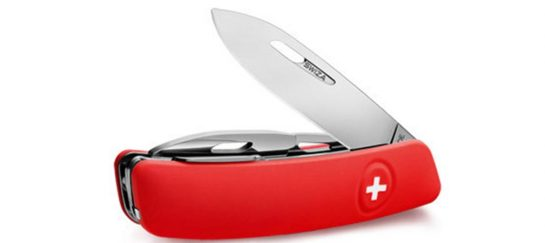 Swiza Swiss Pocket Knife | Everyday Carry Essential