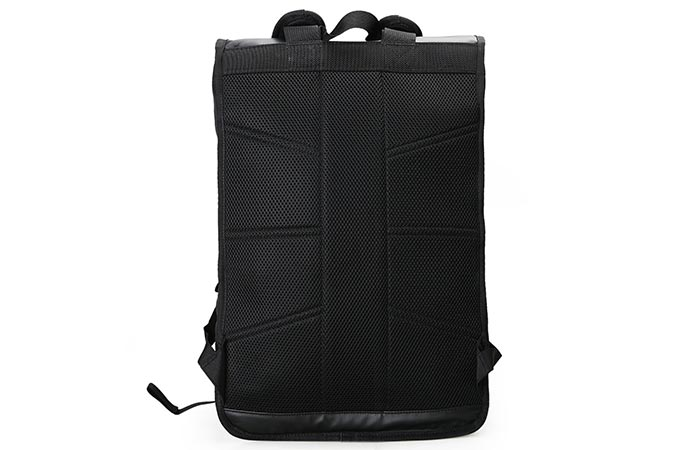 Back of the Timbuk2 Rogue Laptop Backpack