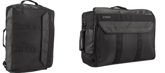 Timbuk2 Wingman Travel Backpack | A Convertible Duffel