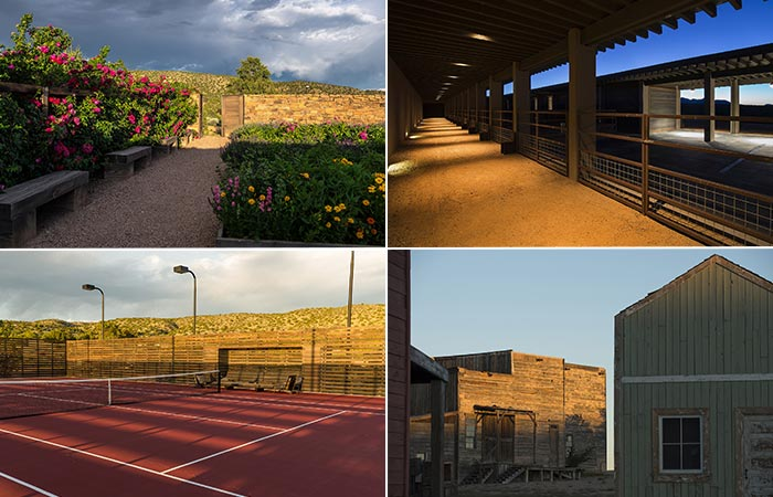 Four Parts Of Tom Ford's Santa Fe Ranch