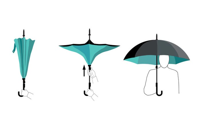Opening The UNDME Reverse Umbrella