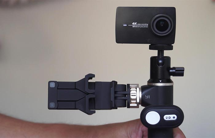 Yi 4K Action Camera with Selfie Stick